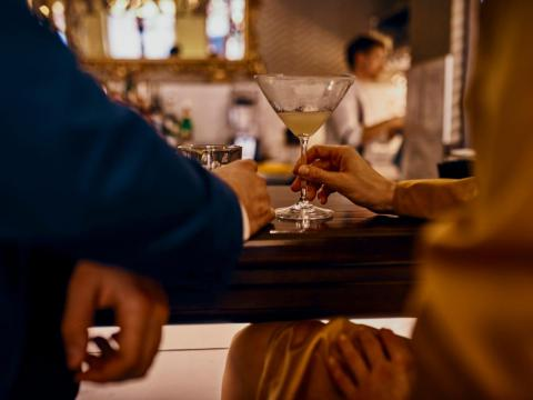 Cozy, crowded bars could suffer.
