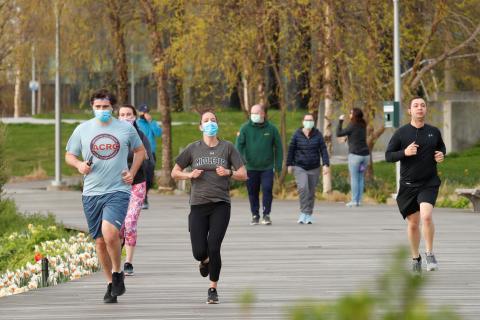 Deporte durante el coronavirus