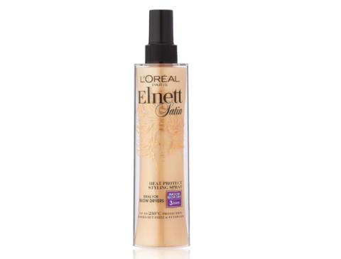 Elnett Satin Hairspray de L'Oréal.