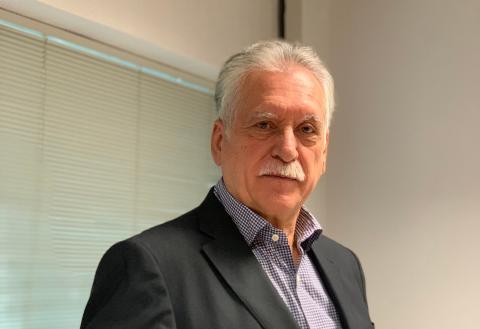 Fernando García Manso Plus Ultra Líneas Aéreas