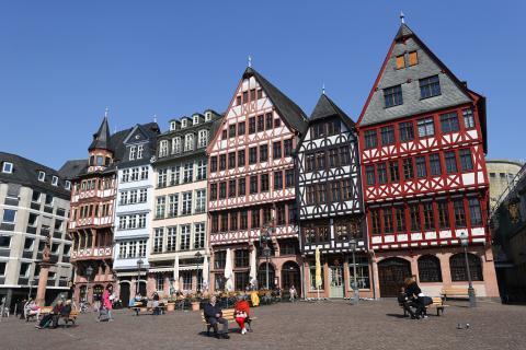 Fráncfort, Alemania.