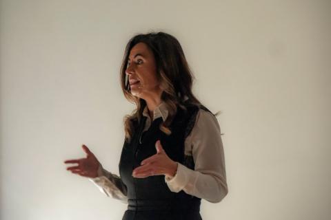 Gemma Hernández, CIO de Cosentino