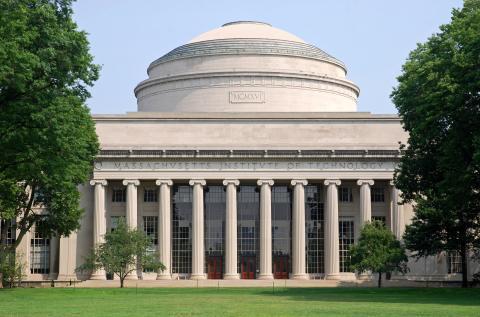 Edificio emblemático del MIT.