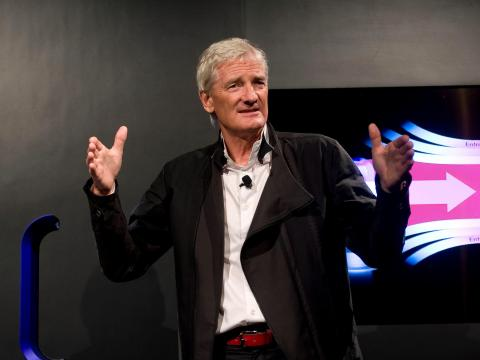 James Dyson designed a new ventilator that could be mass-produced in the UK.