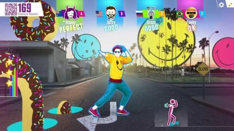 Juegos Chromecast Just Dance Now