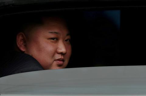 Kim Jong Un, líder de Corea del Norte.