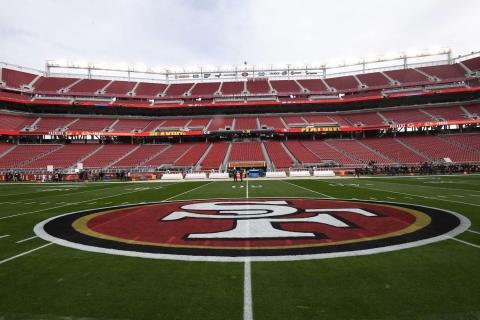 Levi's Stadium, el estadio de los San Francisco 49ers de la NFL.