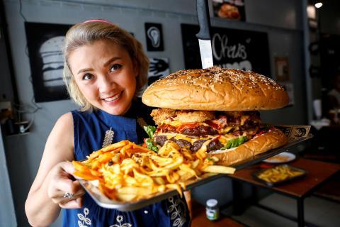 Malos hábitos de comida