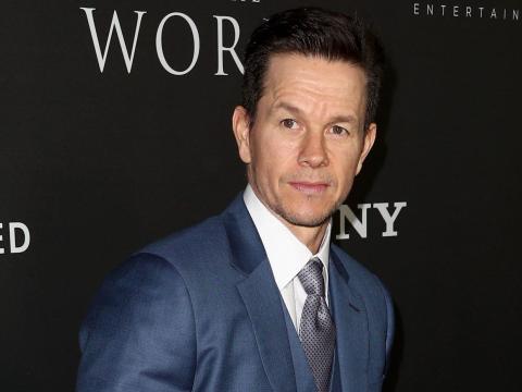 Mark Wahlberg es actor y productor.