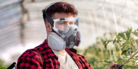 Máscara de seguridad reutilizable