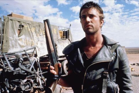 Mel Gibson en Mad Max