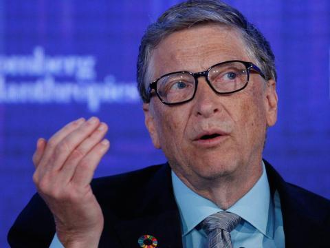 El cofundador de Microsoft, Bill Gates