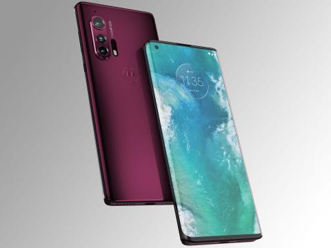 El nuevo Motorola Edge.