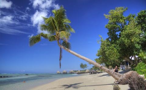 Playa de Samoa