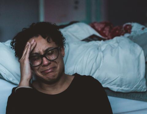 problemas, insomnio, tristeza