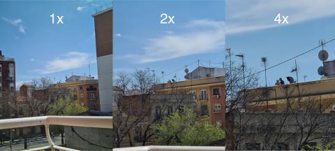 Samsung Galaxy S20+ foto