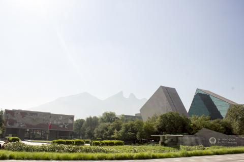 Campus postgrado del Tecnológico de Monterrey