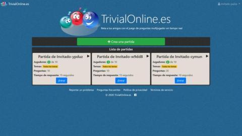 Trivial online