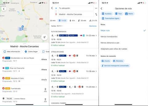 Trucos para dominar Google Maps