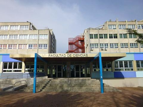 Facultad de ciencias de la Universidad Autónoma de Madrid.