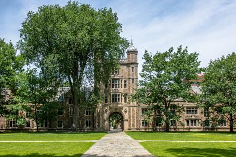 Facultad de derecho de la Universidad de Michigan.