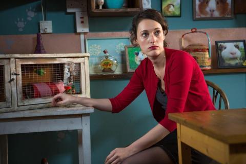 """Phoebe Waller-Bridge escribió y protagonizó """"Fleabag"""" de Amazon."""