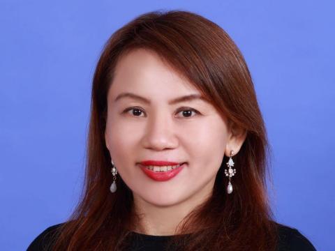 Profesora en la Universidad Nacional Chengchi.
