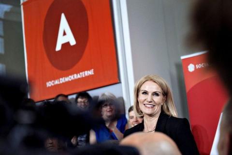 Ex primera ministra de Dinamarca.