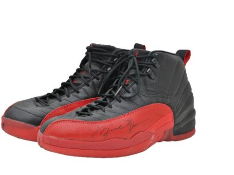 2013: Nike Air Jordan 12 ($104,765)