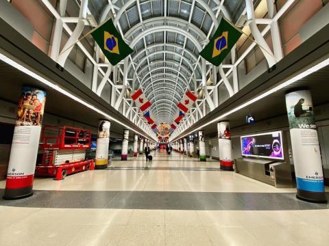 Aeropuerto Internacional O'Hare