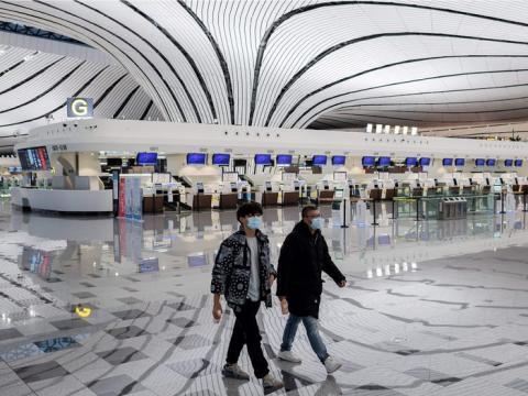 Aeropuerto Internacional de Pekín-Daxing.