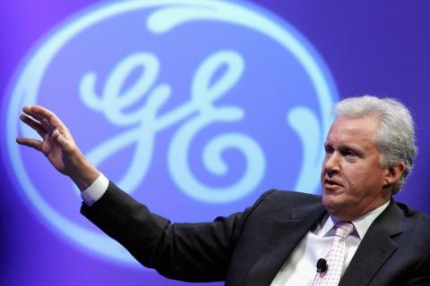 Jeff Immelt, antiguo CEO de GE.