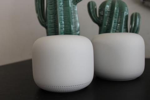 Análisis Google Nest Wifi