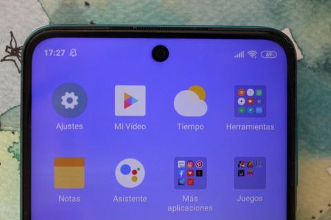 Análisis Xiaomi Redmi Note 9S