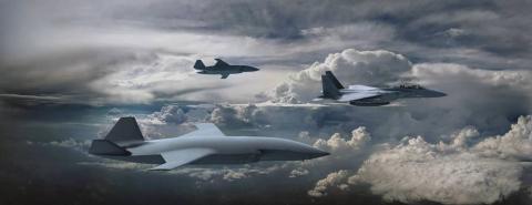 Aviones Boeing no tripulados