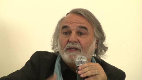 Bernard Feltz, biólogo y filósofo en el Comité Intergubernamental de Bioética (CIGB) de la UNESCO.