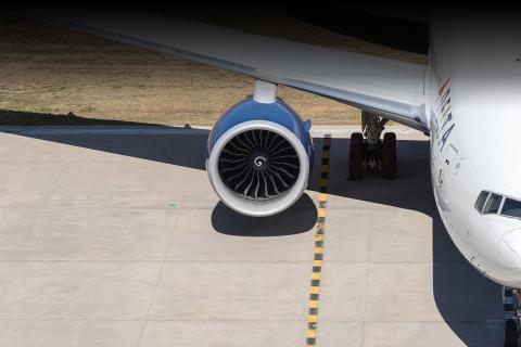 Un Boeing 777 de Delta