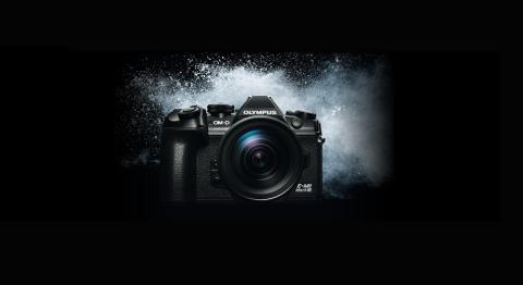 cámara EVIL Olympus Mark III