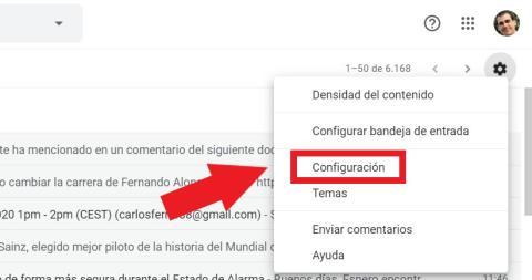 Cómo añadir una firma a Gmail