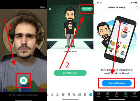 Como poner emojis o tu avatar en Whatsapp, facebook o instagram