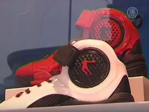 La compañía había estado usando un logotipo similar al de Air Jordan, y los símbolos utilizados deletrean su nombre en chino: Qiaodan Sports