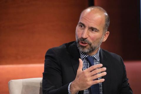 Dara Khosrowshahi, CEO of Uber.