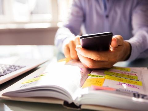 Día 4: Prepara una agenda para planificar lo que harás en los próximos meses.
