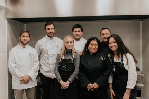 Equipo de InMotion Food.
