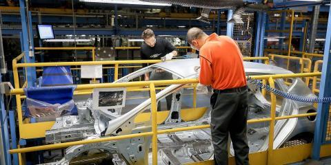 Una fábrica en Europa que potencialmente podría cerrar.