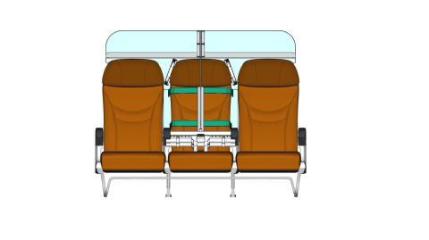 El asiento PlanBay de Florian Barjot.