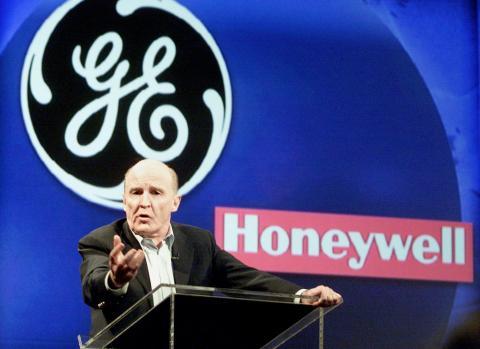 Jack Welch, antiguo CEO de GE.