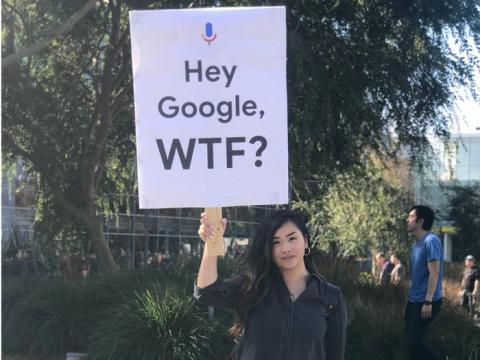 Google, de una cultura de transparencia a otra corporativa