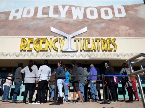 A Regency Theatre.