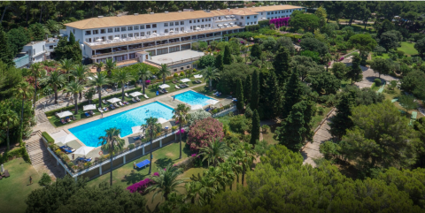 Hotel Formentor, Mallorca.